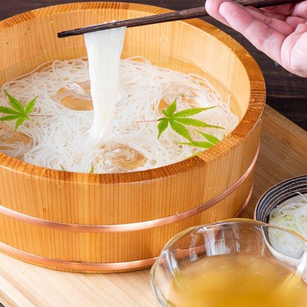 【常温】大矢知そうめん(手延べ麺)箱(180束・9kg入)