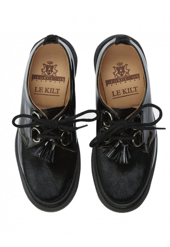 LE KILT /  George Cox Collaboration Shoes