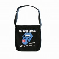 <img class='new_mark_img1' src='//img.shop-pro.jp/img/new/icons8.gif' style='border:none;display:inline;margin:0px;padding:0px;width:auto;' />The Rolling Stones Collaboration Bag (illustrated by 鮎川 誠)