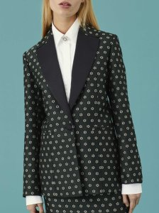 Alexa Chung / ジャケット / TWO-BUTTON SUIT JACKET