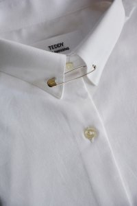 レディース/ TEDDY / Safety Pinned Shirts