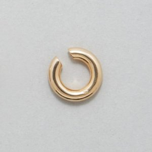 Saskia Diez GOLD BOLD EARCUFF NO.2(MINI)