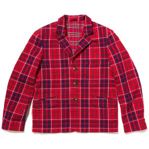 PEEL&LIFT- BOX JACKET CAMERON OF LOCHIEL TARTAN