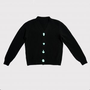 レディース/ HADES / Greek Mythology Cardigan