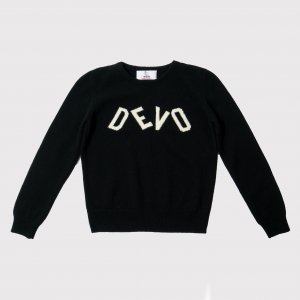 レディース/ HADES / Official Collaboration Jumper with DEVO