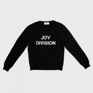 メンズ/ HADES/ Official Collaboration Jumper with Joy Division