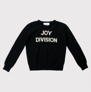 レディース/ HADES/ Official Collaboration Jumper with Joy Division(2 colors)