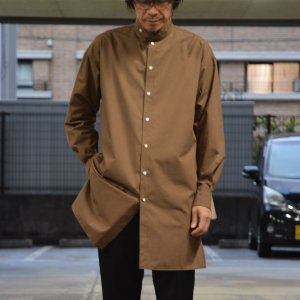 JUN OKAMOTO - Long Shirts(2colors)