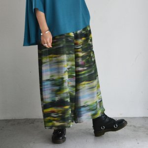 レディース / JUN OKAMOTO / WIDE CROPPED PANTS