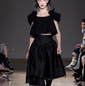 SHUSHU/TONG - Curve Skirt