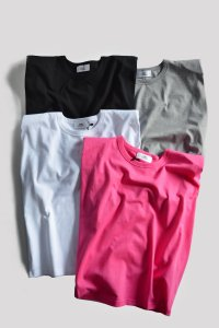 レディース/ TEDDY / Balanced Shoulder Tshirts(3 colors)