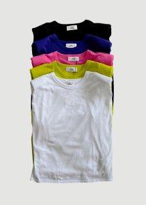 レディース/ TEDDY / Balanced Shoulder Tshirts(3 colors)