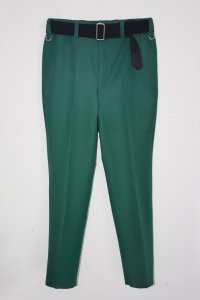 <img class='new_mark_img1' src='https://img.shop-pro.jp/img/new/icons8.gif' style='border:none;display:inline;margin:0px;padding:0px;width:auto;' />TEDDY BELTED SLACKS-Forest Green