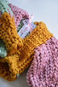 Hope Macauley / Chunky Knit Jacket