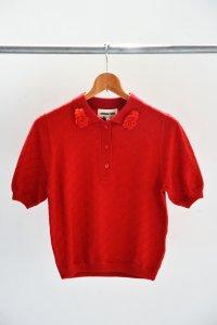 SHUSHU/TONG - knit polo