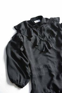 NEW ROMANTICS / DAY & NIGHT DRESS BLACK