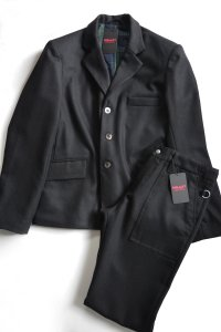 <img class='new_mark_img1' src='https://img.shop-pro.jp/img/new/icons8.gif' style='border:none;display:inline;margin:0px;padding:0px;width:auto;' />PEEL&LIFT FLANNEL WOOL BOX JACKET