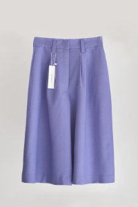 <img class='new_mark_img1' src='https://img.shop-pro.jp/img/new/icons8.gif' style='border:none;display:inline;margin:0px;padding:0px;width:auto;' />NEW ROMANTICS / Culotte Skirt Lavender