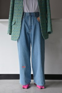 <img class='new_mark_img1' src='https://img.shop-pro.jp/img/new/icons8.gif' style='border:none;display:inline;margin:0px;padding:0px;width:auto;' />KIDILL x EDWIN HAKAMA DENIM(2 Colors)