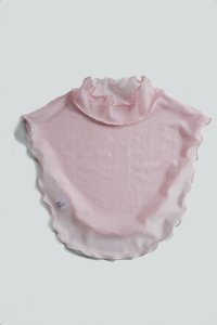 <img class='new_mark_img1' src='https://img.shop-pro.jp/img/new/icons8.gif' style='border:none;display:inline;margin:0px;padding:0px;width:auto;' />TEDDY TULLE DETATCHABLE COLLAR(Sakura Pink)  / 付け襟