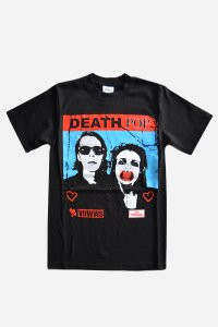 <img class='new_mark_img1' src='https://img.shop-pro.jp/img/new/icons8.gif' style='border:none;display:inline;margin:0px;padding:0px;width:auto;' />VOWWS - Death Pop Graphic Tshirts No.1