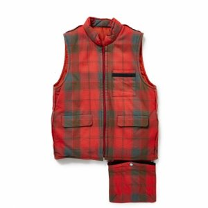 <img class='new_mark_img1' src='//img.shop-pro.jp/img/new/icons8.gif' style='border:none;display:inline;margin:0px;padding:0px;width:auto;' />PEEL&LIFT-INSIDEOUT WAISTCOAT
