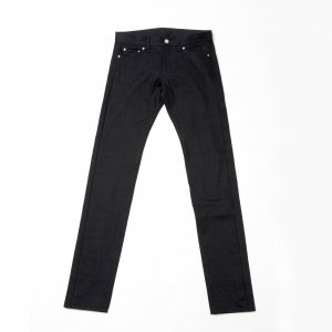 TEDDY BLACK SKINNY PANTS