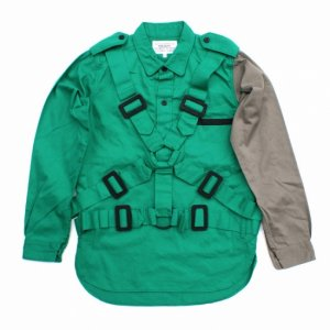 <img class='new_mark_img1' src='//img.shop-pro.jp/img/new/icons8.gif' style='border:none;display:inline;margin:0px;padding:0px;width:auto;' />PEEL&LIFT-PARACHUTE SHIRT
