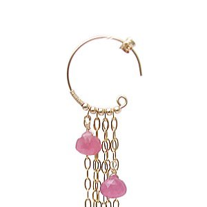 Design Sample-hoop earring  [非売品] [2]