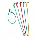 空気&ヘリウム用 手持ちリング付きクルンパチ 50個