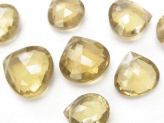 天然石卸 粒売り!宝石質ビアクォーツAAA- マロン ブリオレットカット 1粒580円〜!