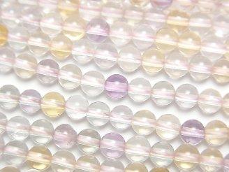 天然石卸 1連1,380円!宝石質いろんな天然石AAA- ラウンド4mm 1連(約38cm)