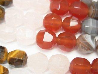 天然石卸 いろんな天然石 ラウンドカット10mm 半連/1連(約38cm)
