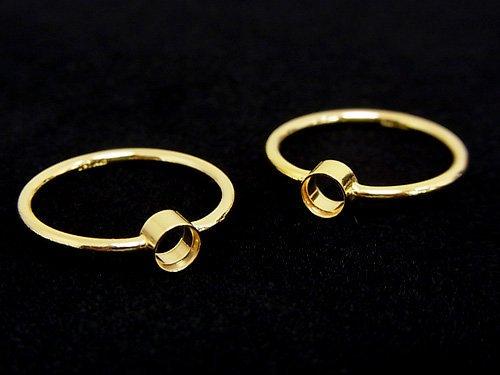 14K・12K Gold Filled<br><small> (ゴールドフィルド・金張り)</small>のビーズ