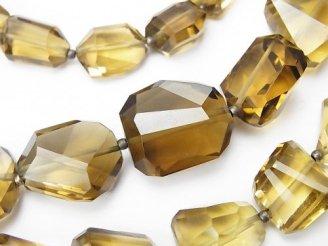 天然石卸 1連8,980円!宝石質ビアクォーツAAA タンブルカット 【ライトカラー】 1連(約40cm)