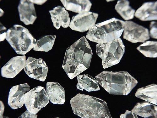 NY産ハーキマーダイヤモンドAAA 穴なしラフ 【Mサイズ】 5グラム1,980円!