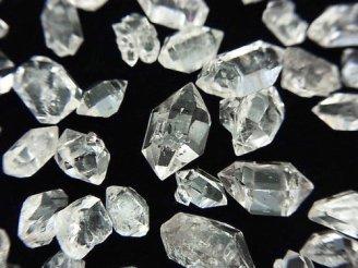天然石卸 NY産ハーキマーダイヤモンドAAA 穴なしラフ 【Mサイズ】 5グラム1,980円!