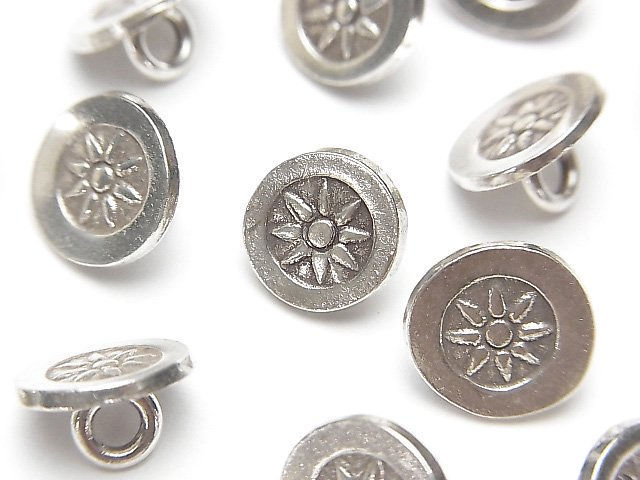 Silver<br>(シルバー・銀)のビーズ