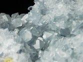 天然石卸 1点もの!マダガスカル産セレスタイト 原石クラスター