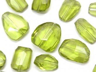 天然石卸 粒売り!宝石質ペリドットAAA- 大粒タンブルカット 4個4,980円〜!