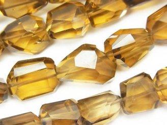 天然石卸 宝石質ビアクォーツAAA タンブルカット 半連/1連(約36cm)