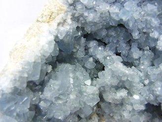 1点もの!マダガスカル産セレスタイト 特大原石クラスター NO.3