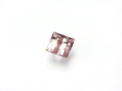 【1点もの】ナイジェリア産宝石質バイカラートルマリンAAA ファセットカット 1粒 NO.68
