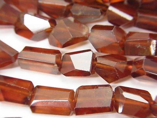 宝石質ヘソナイトAAA タンブルカット 半連/1連(約38cm)