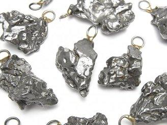 アルゼンチン産カンポ・デル・シエロ(隕石) ペンダントトップ 【M〜Lサイズ】 1個1,980円!