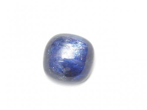 【動画】【1点もの】宝石質バイカラータンザナイトAAA- カボション 1個 NO.95