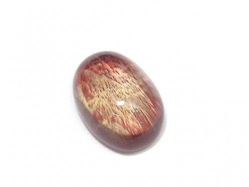 【動画】【1点もの】宝石質チベット産アンデシンAAAA カボション 1個 NO.122
