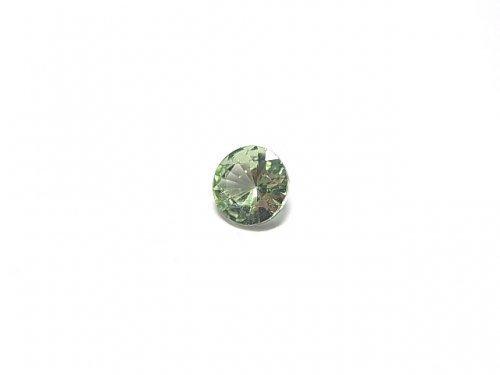 【動画】【1点もの】宝石質ケニア産ツァボライトAAA ファセットカット 1粒 NO.4
