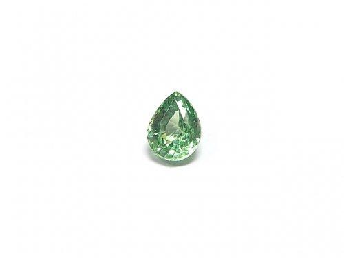 【動画】【1点もの】宝石質ケニア産ツァボライトAAA ファセットカット 1粒 NO.5
