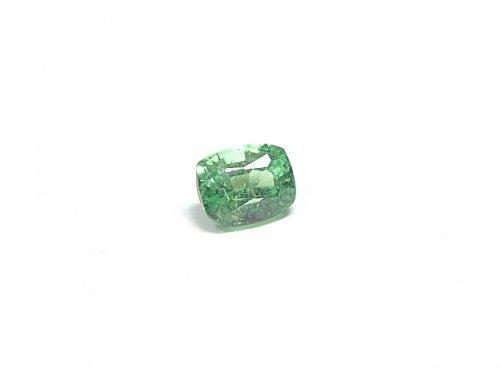 【動画】【1点もの】宝石質ケニア産ツァボライトAAA ファセットカット 1粒 NO.9